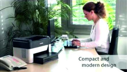 Лазерный принтер для небольших нагрузок