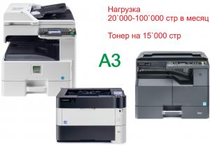 Принтеры и МФУ формат А3